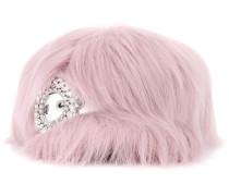 Hut aus Faux Fur