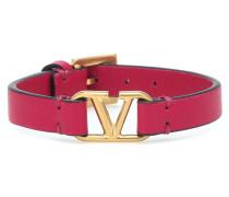 Armband VLOGO aus Leder