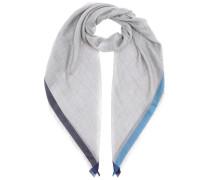 Schal aus Cashmere und Seide