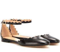 Ankle Boots Lexie aus Leder