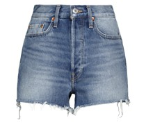 Jeansshorts 70s