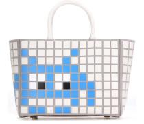 Shopper Ebury Small Space Invader aus Leder