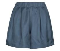 Shorts Zurich aus Seiden-Twill