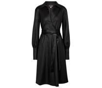 Hemdblusenkleid Ninotchka aus Leder