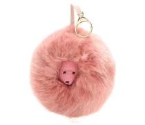 Taschen-Charm Benny aus Faux Fur