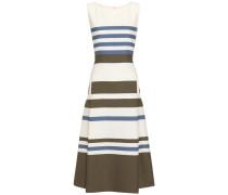 Kleid Mallorie aus Baumwolle und Seide