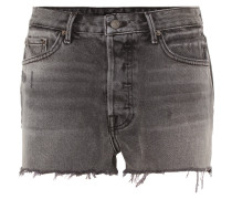 High-Rise Jeansshorts Cindy aus Baumwolle