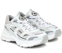 Sneakers Marathon R-Trail mit Leder