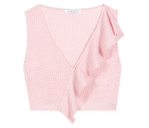 Cropped-Top Seahaven aus Baumwolle