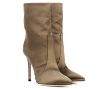 Exklusiv bei mytheresa.com – Ankle Boots Melanie aus Samt