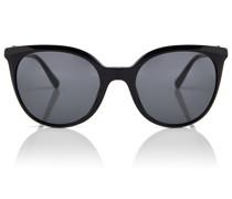 Runde Sonnenbrille Medusa
