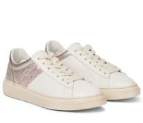 Sneakers H365 aus Leder