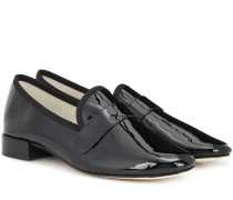 Loafers Michael aus Lackleder