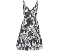 Bedrucktes Kleid Gaby aus Cloqué