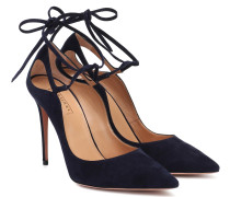 Pumps Aria 105 aus Veloursleder