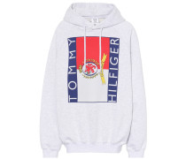 X Tommy Hilfiger Oversize-Hoodie