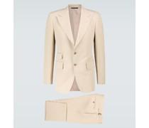 Anzug Shelton aus einem Seidengemisch