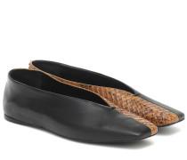 Loafers Louann aus Leder