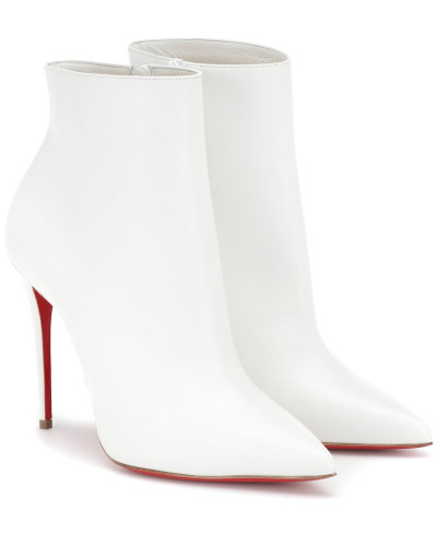 Ankle Boots So Kate 100 aus Leder