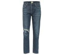 High-Rise Skinny Jeans Liya