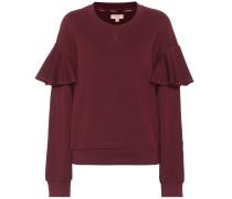 Sweater aus Baumwoll-Jersey