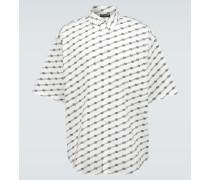 Kurzarmhemd BB aus Baumwolle