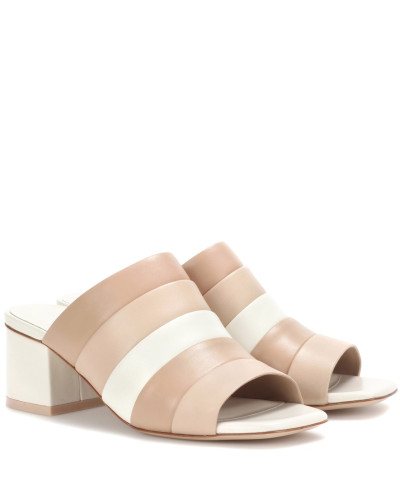 Sandaletten Elenha aus Leder