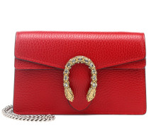 Clutch Dionysus Super Mini aus Leder