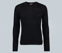 Metallic-Pullover