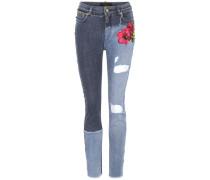 Verzierte Jeans Audrey