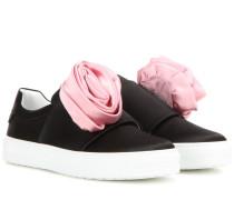 Slip-on-Sneakers Sneaky Viv' aus Satin