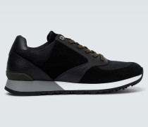 Sneakers Foundry aus Leder