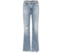 High-Rise Jeans The Alexxis