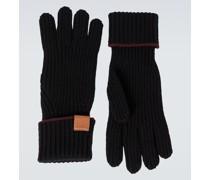Handschuhe aus Wolle