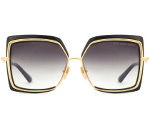 Sonnenbrille Narcissus aus Titan und Acetat