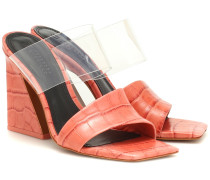 Sandalen Mildred aus Leder