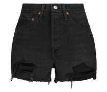 Jeansshorts 50s Cutoff