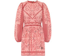Minikleid Omaira aus Baumwolle