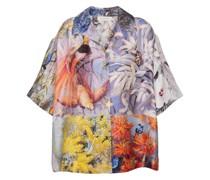 Hemd Botanica aus Seiden-Twill