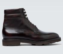 Ankle Boots Alder aus Leder