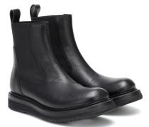 Chelsea Boots Creeper aus Leder
