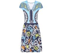 Bedrucktes Jersey-Kleid