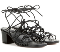 Sandalen Jamie aus Leder