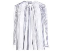 Bluse aus Baumwollgemisch