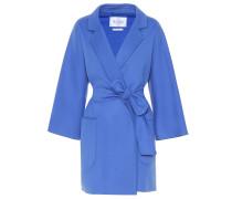 Mantel Eligio aus einem Woll-Cashmeregemisch