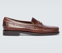 x Sebago Loafers Dan aus Leder