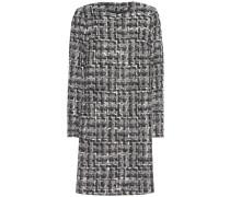 Tweed-Mantel aus einem Wollgemisch
