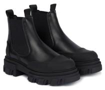Chelsea Ankle Boots aus Leder