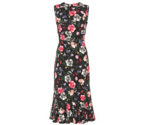 Bedrucktes Kleid Grazia aus Jersey