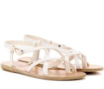 Sandalen Semele aus Leder